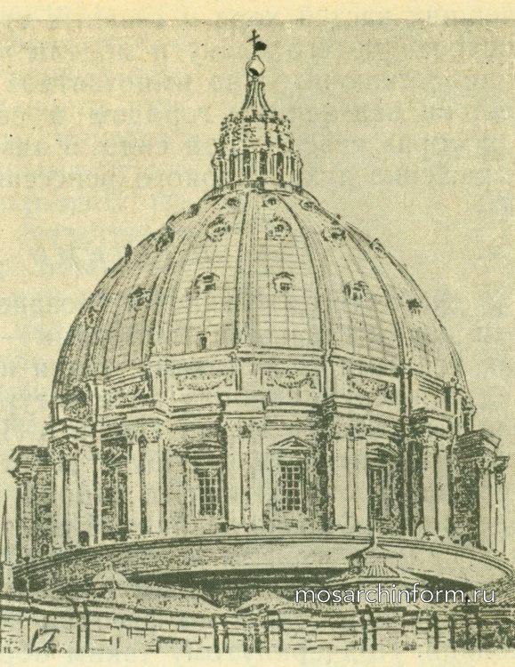 Высокий ренессанс в архитектуре Италии