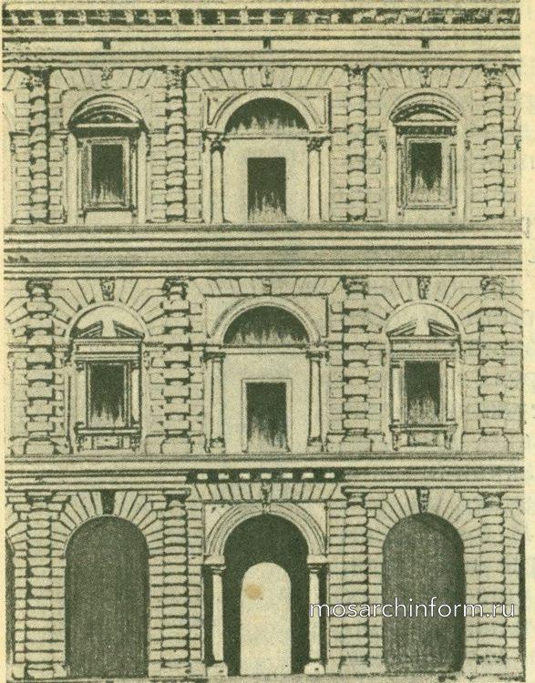 Поздний ренессанс в архитектуре Италии