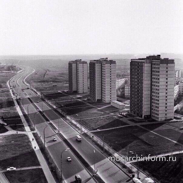 Проспект Вернадского Москва - Фото пользователей сайта фото