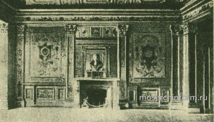 Люксембургский дворец, салон Марии Медичи