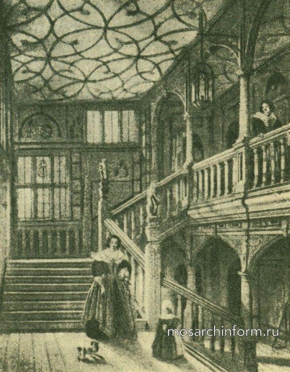 Архитектура ренессанса в Англии
