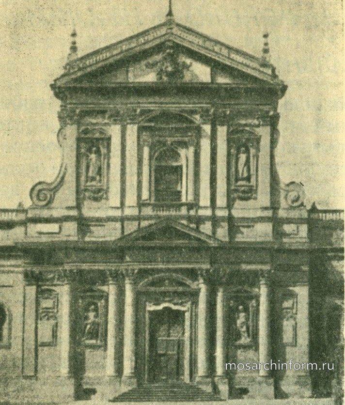 Архитектура барокко и рококо в Италии - Фото пользователей сайта фото