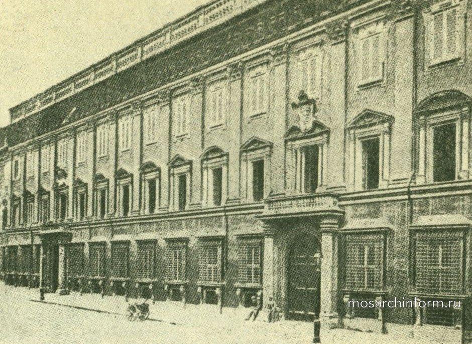 Палаццо Одескальки в Риме - Архитектура барокко и рококо в Италии