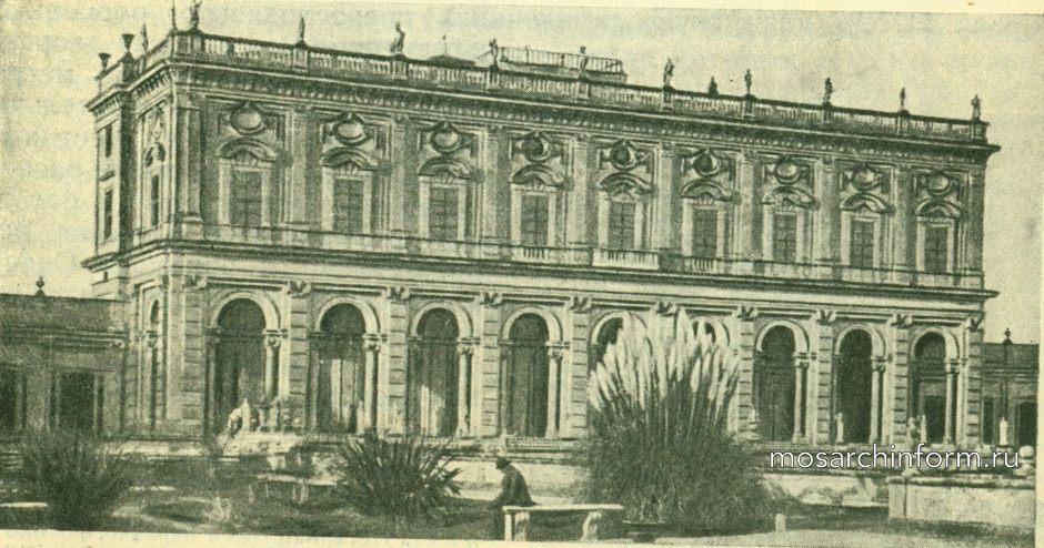 Вилла Альбани в Риме - Важнейшие памятники итальянского барокко