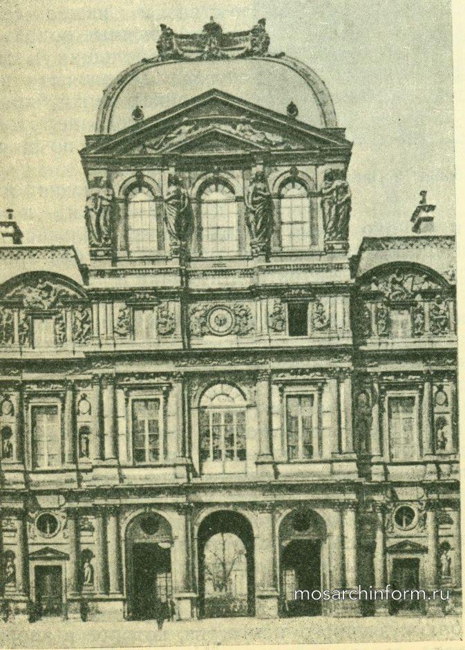 Архитектура барокко и рококо во Франции