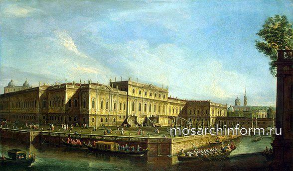 Русская архитектура середины XVIII века