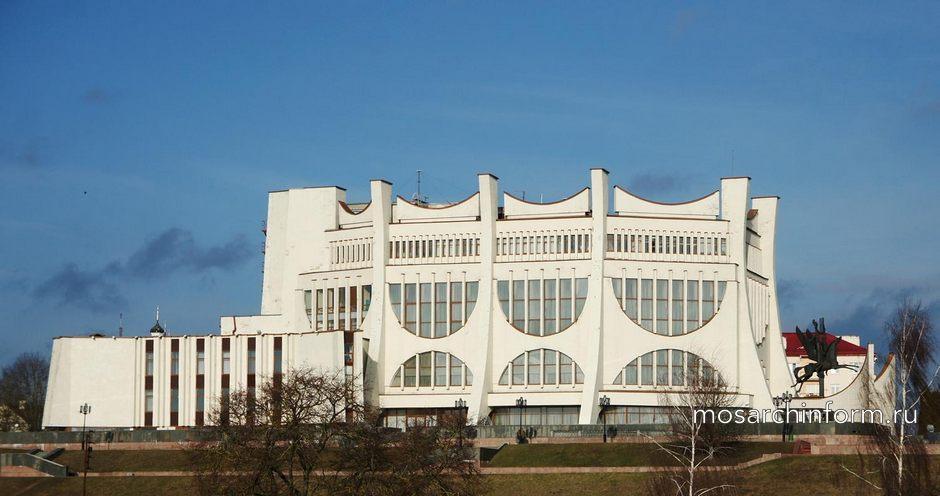 Областной драматический театр, Гродно - Фото пользователей сайта фото