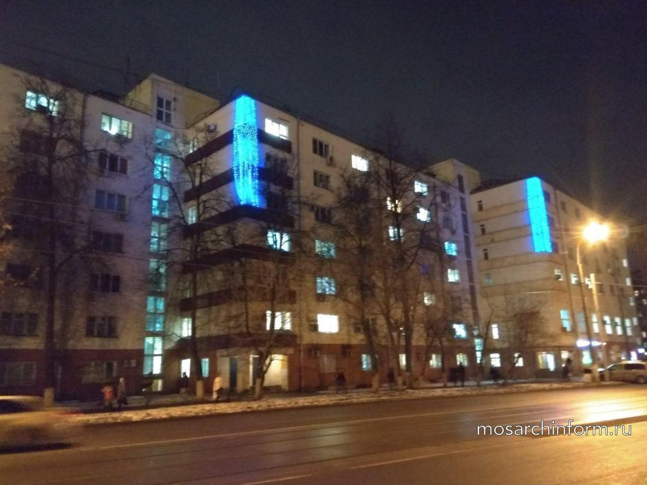 "Фото для ""Авиамоторная улица, Москва, архитектура, история"""