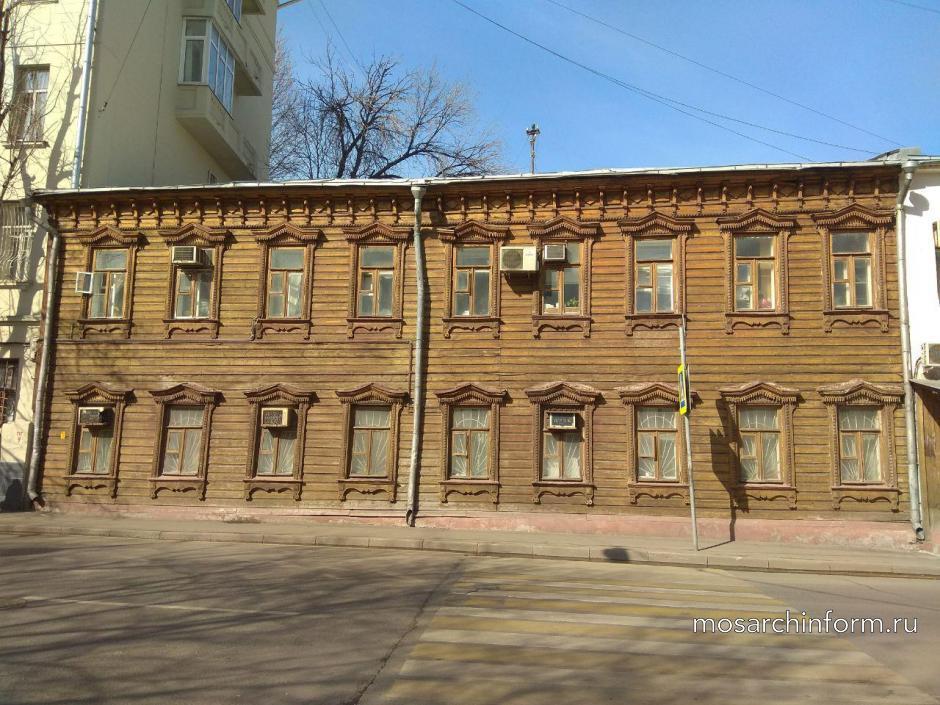 Деревянный дом, Новокузнецкая ул. 26/8 стр.3, Москва - Фото пользователей сайта фото