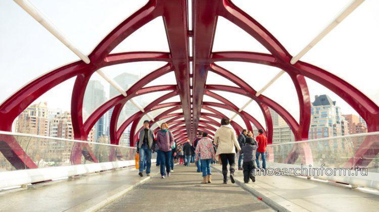 """Фото для """"Архитектура пешеходных переходов (примеры, фото)"""""""