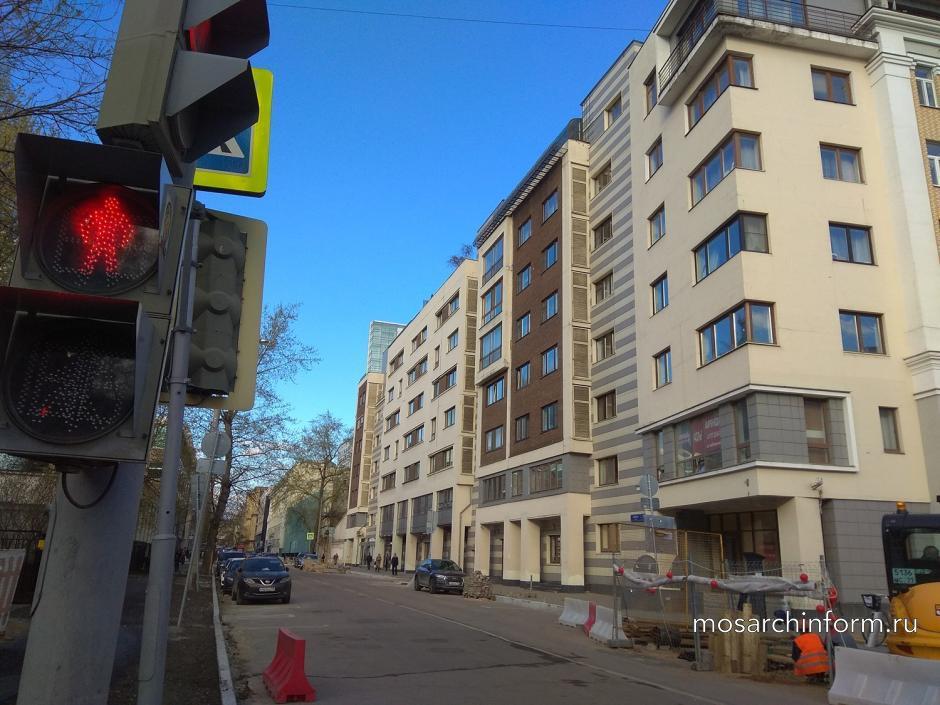 Москва, улица Гашека - Фото пользователей сайта фото