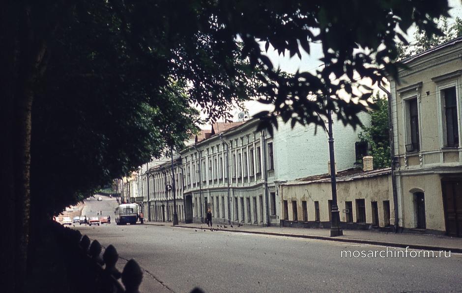 Петровский бульвар. 1976г. Москва - Фото пользователей сайта фото