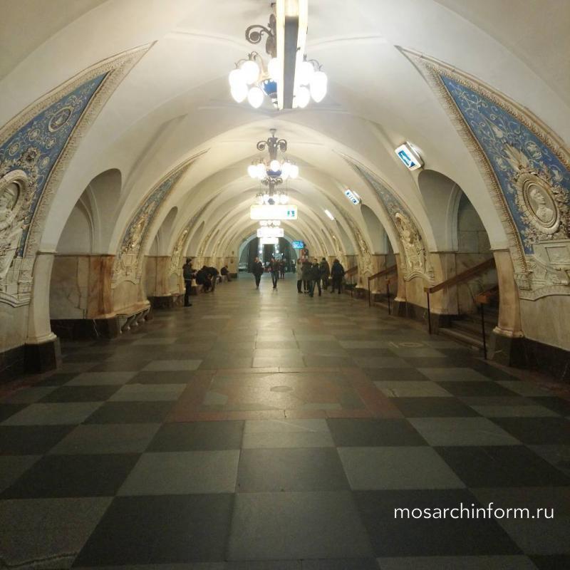 Метро Таганская, вестибюль, интерьер - Фото пользователей сайта фото