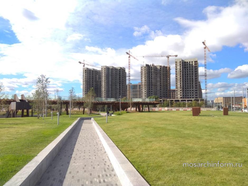 """Фото для """"Парк «Тюфелева роща» на ЗИЛе - пример реновации бывших промземель"""""""