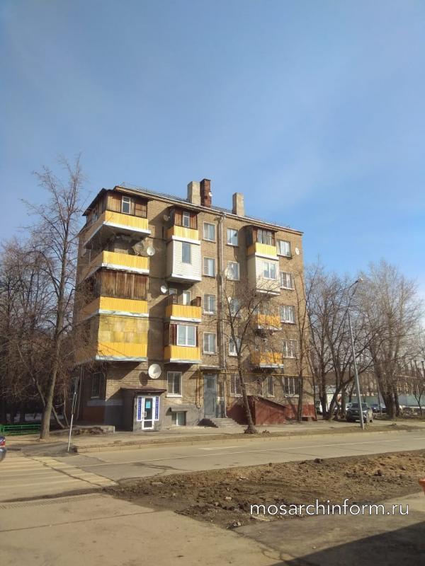Шоссе Фрезер д.5/1, Москва - Фото пользователей сайта фото