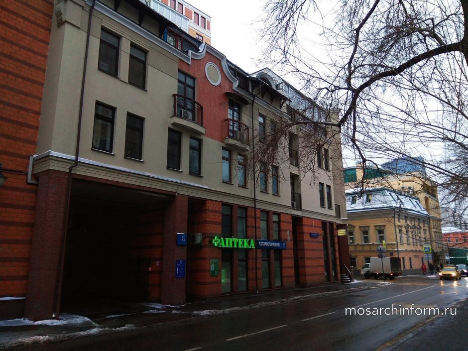 Москва, Гиляровского дом 51 - Фото пользователей сайта фото