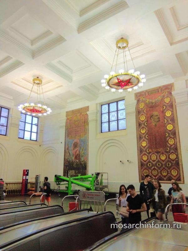 """Станция метро """"Добрынинская"""" - Фото пользователей сайта фото"""