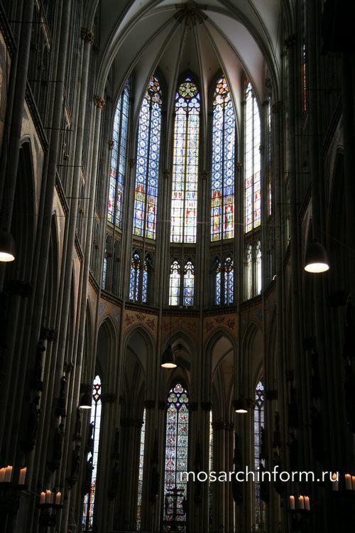 Готическая архитектура - Кёльнский собор