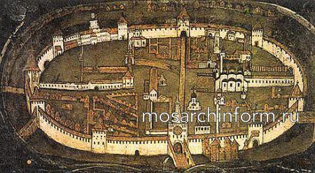 Новгородский детинец - Архитектура России 16 века