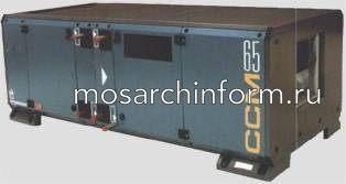 HYDRONIC - полная гамма оборудования от 500 м3/ч до 350000 м3/ч.