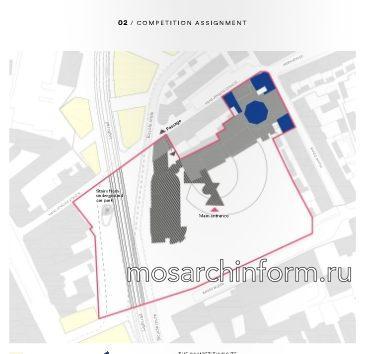 Международный конкурс идей для нового Дома сказок Ганса Христиана Андерсена в Оденсе
