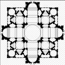 План собора Святого Петра (St Peter's Basilica)