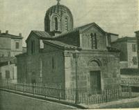 Хагиос Элевтериос в Афинах - Византийская архитектура
