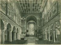 Внутренний вид церкви в Оберцелле (Рейхенау) - Романская архитектура