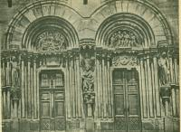 Портал трансепта Страсбургского мюнстера