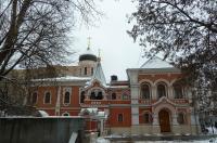 Фото пользователей сайта - Церковь Сергия Радонежского в Троицком подворье