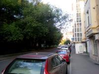 Новопресненский переулок, Москва