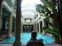 Гелерт - спа комплекс с терамами в Будапеште