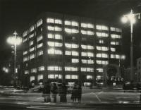 Новое здание ТАСС (архитектор В.С.Егерев), Тверской бульвар, д.2, Москва