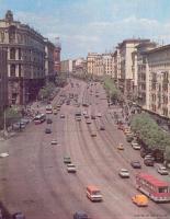 Фото пользователей сайта - Тверская улица, Москва - 80-е годы